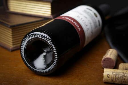 merlot: Red wine