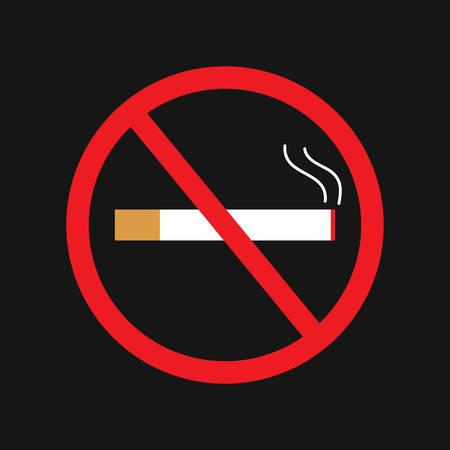 no smoking illustration.