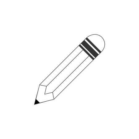 Pencil Education Outline Icon