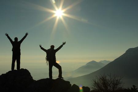 喜び summitmountaineering