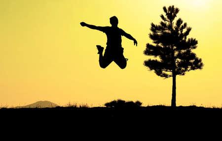 jumper: jumper silhouette