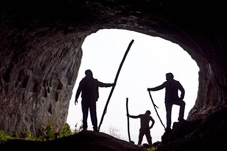 unexplored: unexplored cave adventure