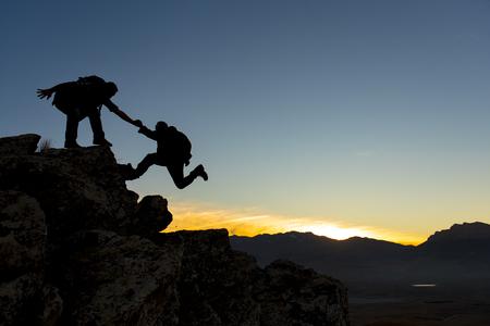 Mountaineering aid