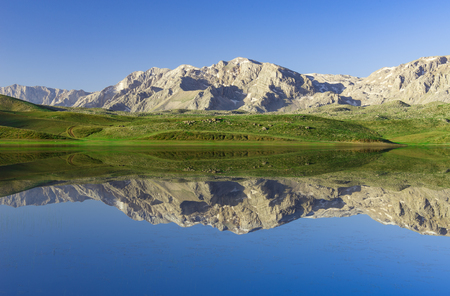 deposition: its untouched landscape and reflections