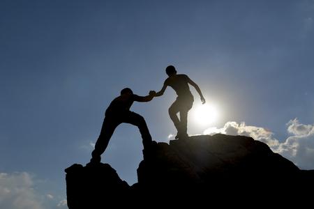 登山者の概念