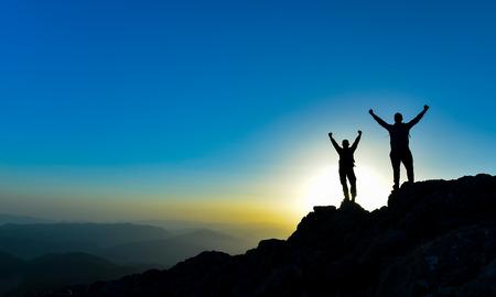 challenging summit success