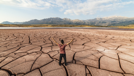 drought, thirst, and soil pollution