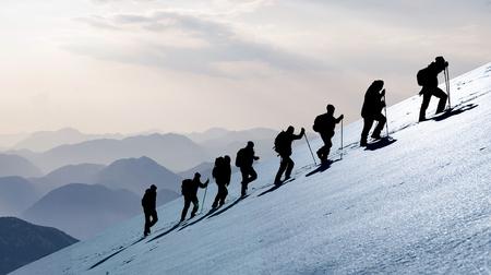 Professional climbing & climbing team
