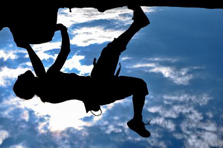 bravo: professional rock climber