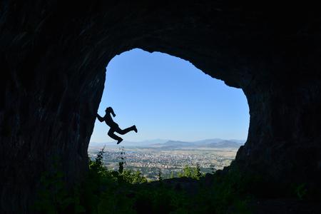 Manual rock climbing training