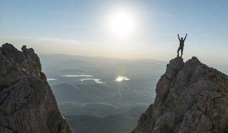 Szczęście zwycięstwa na szczycie