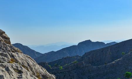 highest mountains in the Taurus mountain range
