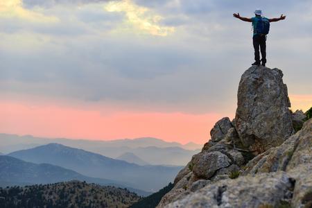ducha walki i droga do sukcesu