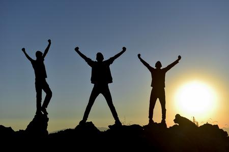 harmonious and responsive team success