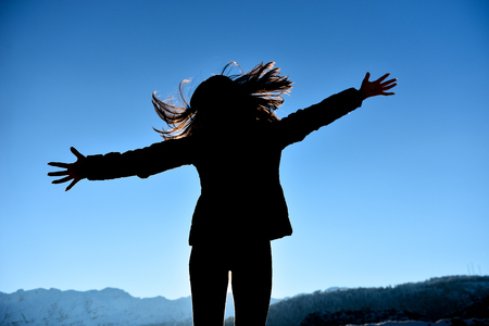 successful female entrepreneur,the power of communication and positive energy