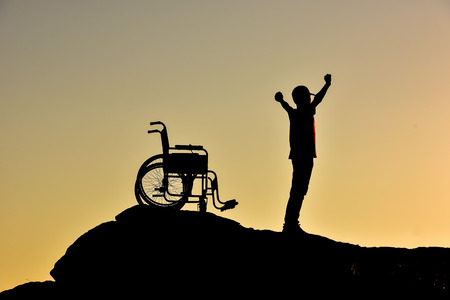 joy to live despite obstacles