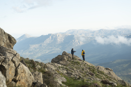 mountaineers summit enjoyment and feelings