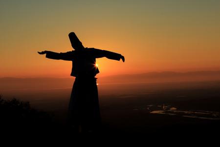 semazen return, prayer, therapy and tutelage konya