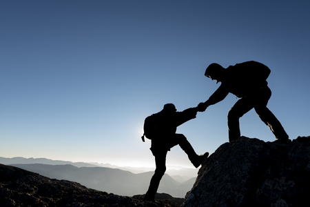 help and support for climbers