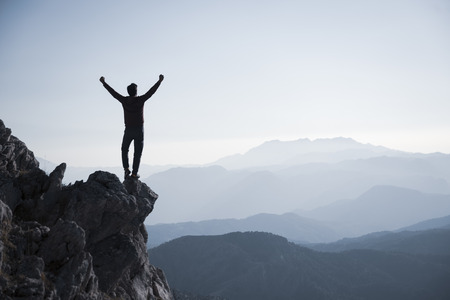 esprit humain et combatif réussi