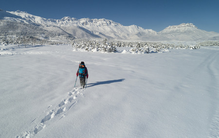 winter, sports, sportsman Stok Fotoğraf