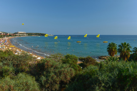 holidays, sea and water sports