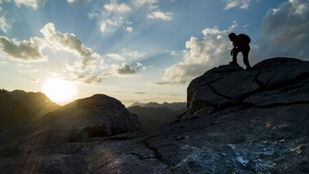 adventures of the man who defies the wild mountains