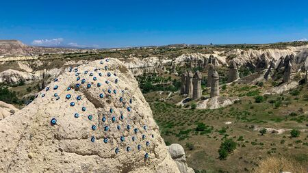 fascinating views of the magnificent fairy chimneys/cappadocia