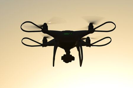 marvel of technology gorgeous aerial device drone