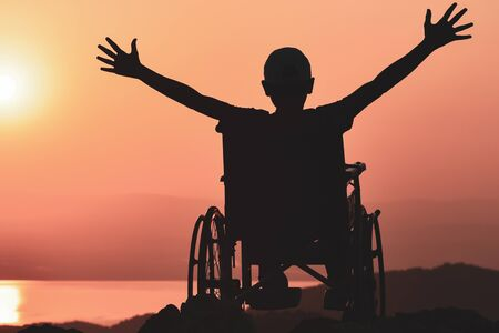 crazy disabled and unusual lifestyle