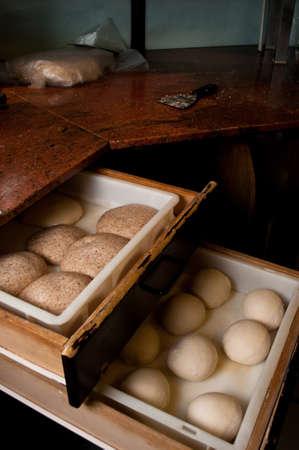 dough: proof dough