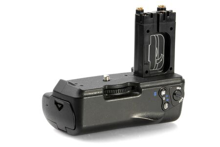 DSLR Battery Grip Stock Photo - 21169856