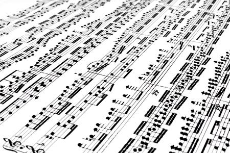 musical score: Musical Score