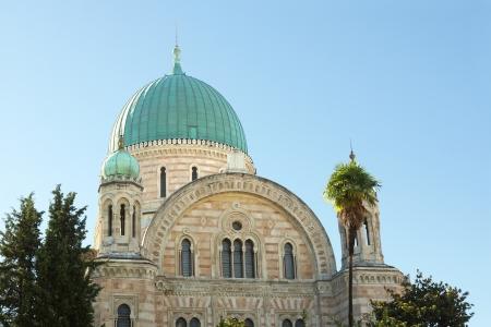 israelite: Florence, the Israelite Synagogue