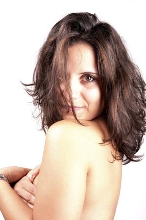 Shy Girl photo