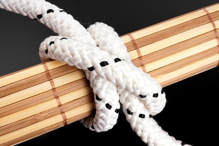 lashing: Rope Knot