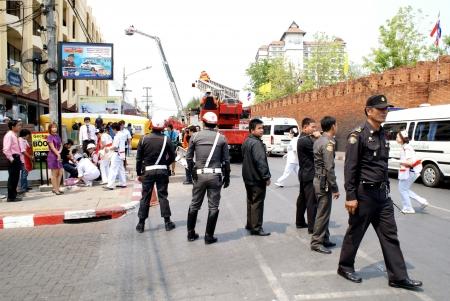terrorism crisis: Anti-Terrorism Drill