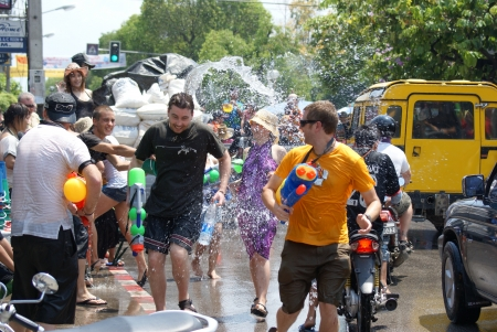 Songkran Days