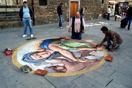 Street Artists Editorial
