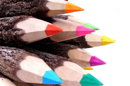 Colored Pencils Stock Photo - 22633008