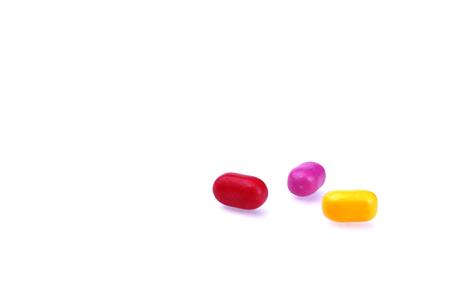 pastil: Colored Pills