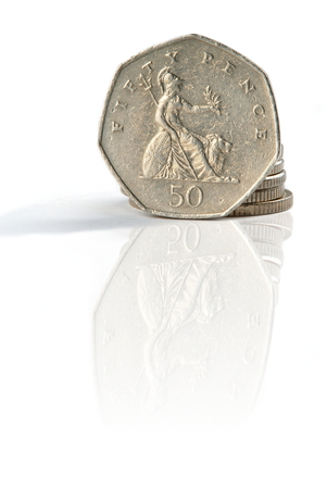 financial item: UK coins
