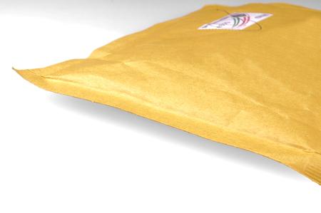 padded: Padded Envelope Stock Photo