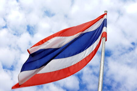 Thai Flag photo