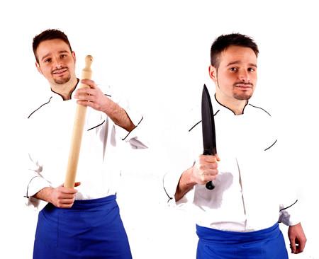 Fighting Cooks photo
