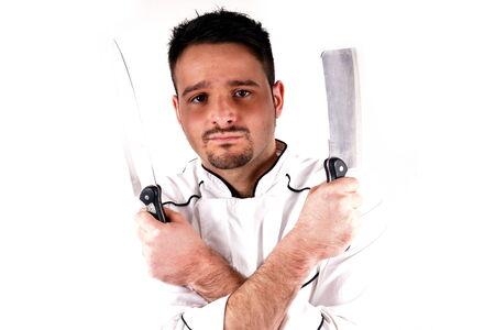 italian chef: Chef italiano