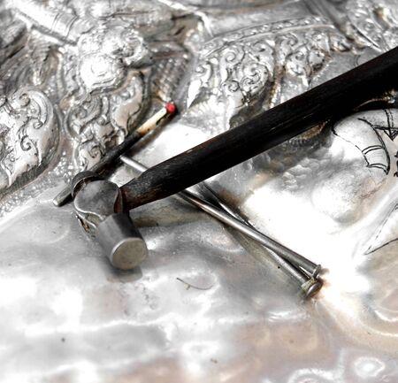 forging: Forging the Silver