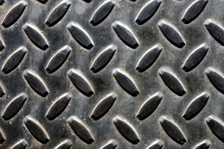 manhole: Close up of a black manhole texture