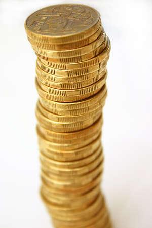 australian dollars: Pile of australian dollars