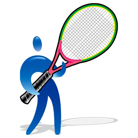 Player tennis design